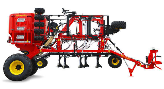 new MATERMACC AS-UST pneumatic seed drill